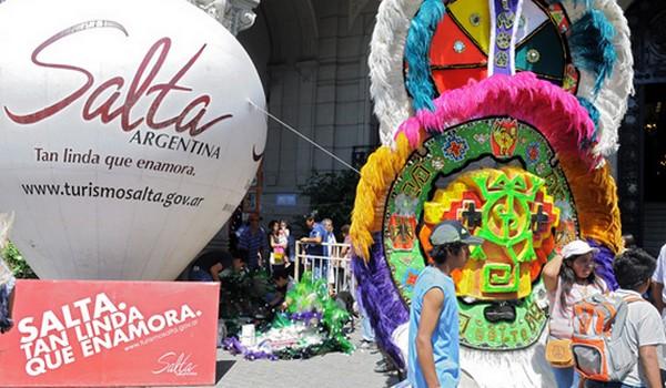 Calendario de Carnavales Salteños 2013