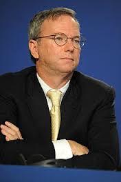 El presidente del directorio de Google venderá el 42% de sus acciones