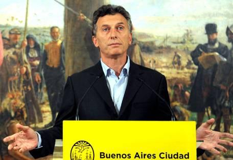 """Macri: """"Es mundial, los árboles de Argentina hablan"""""""