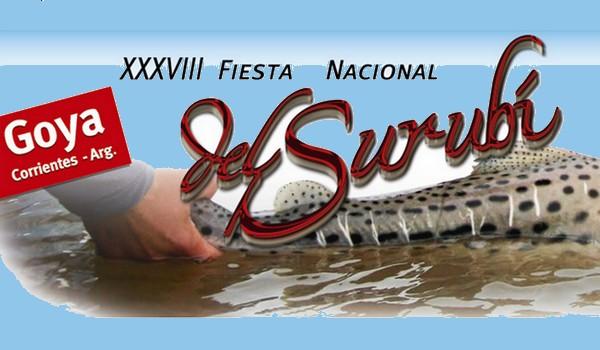 Fiesta Nacional del Surubí y Concurso de Pesca en Goya, Corrientes