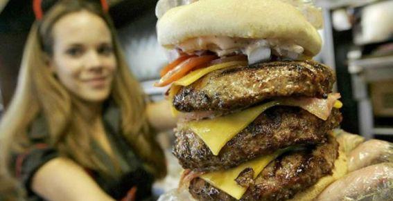 "Restaurant ""Heart Attack Grill"" cobra su segunda víctima fatal por un infarto"
