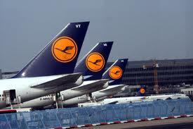 Sala Vip de Lufthansa en Ezeiza
