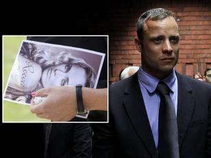 Novia de Pistorius pidió clemencia antes de morir