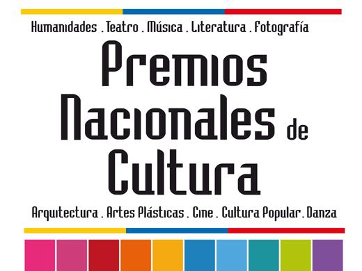 Inscripción para los Premios Nacionales de Cultura 2013
