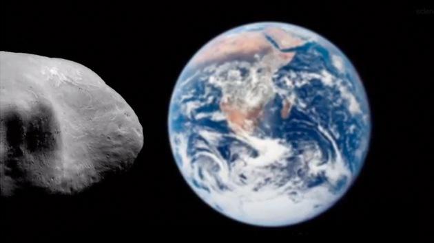 Un asteroide del tamaño de un campo de fútbol rozará la Tierra en Febrero