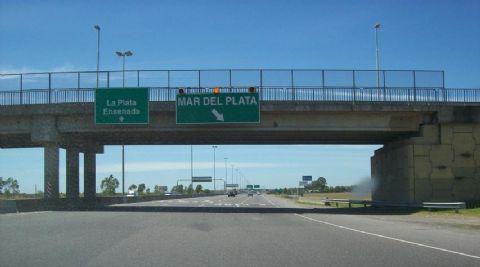 Scioli intervino la concesionaria de la autopista Bs.As.-La Plata