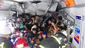 """Hablan los bomberos de la tragedia de Once: """"Nunca vimos algo igual"""""""