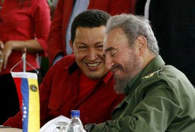 La Carta de Fidel Castro a Chávez
