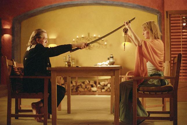 Cine: Las 5 mejores escenas de Tarantino