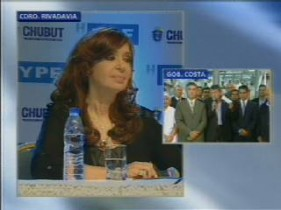 Cristina anticipó que el PBI de la Argentina creció 1,9% en 2012