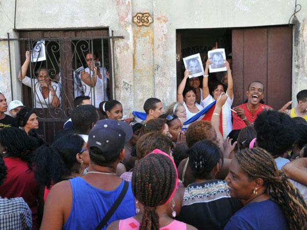 Arrestos y represión en Cuba mientras Raúl Castro era reelecto hasta el 2018