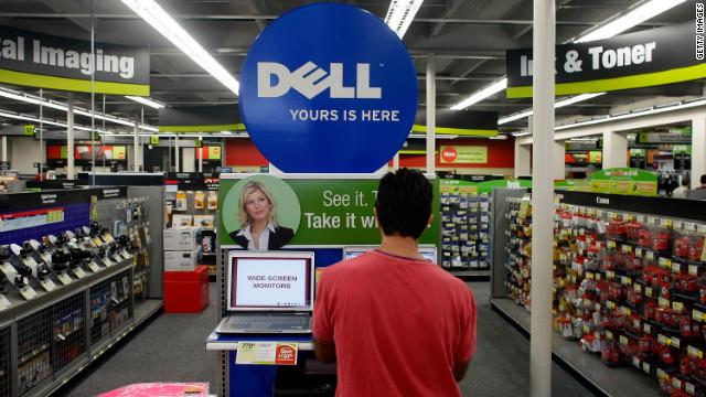El fabricante de computadoras Dell Inc fue vendido por 24.400 millones de dólares