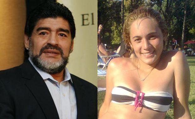 Esta sería la nueva novia de Maradona