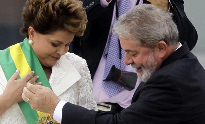 La reelección de Dilma Rousseff en 2014