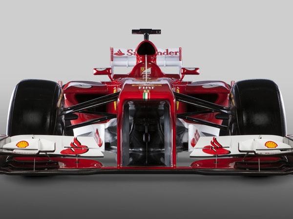 Esta es la nueva Ferrari F138