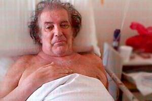 El Facha Martel en delicado estado de salud