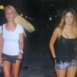 Las fotos de la fiesta de Nalbandian y las 2 chicas