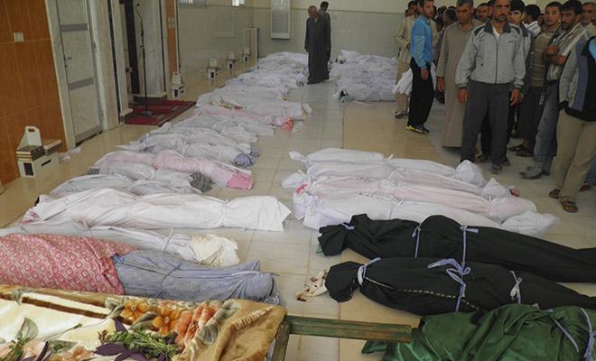 Ya son 70 mil los muertos por la guerra civil en Siria