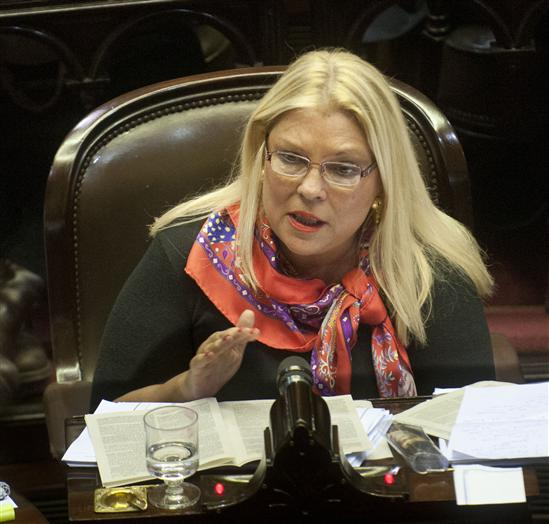 Carrió pedirá juicio político para Timerman