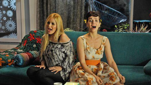 Video: Karina La Princesita y Natalia Oreiro en SOLAMENTE VOS