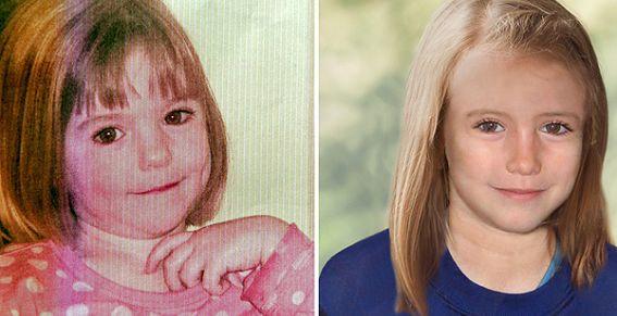 Prueba de ADN confirmaría la identidad de la niña parecida a Madeleine McCann