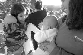 Las madres más precoces en el mundo