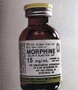 Que es y que efectos produce la morfina ?
