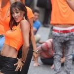 Fotos: El regreso de Pampita a la televisión