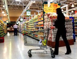 Congelan los precios de los productos de los supermercados hasta Abril