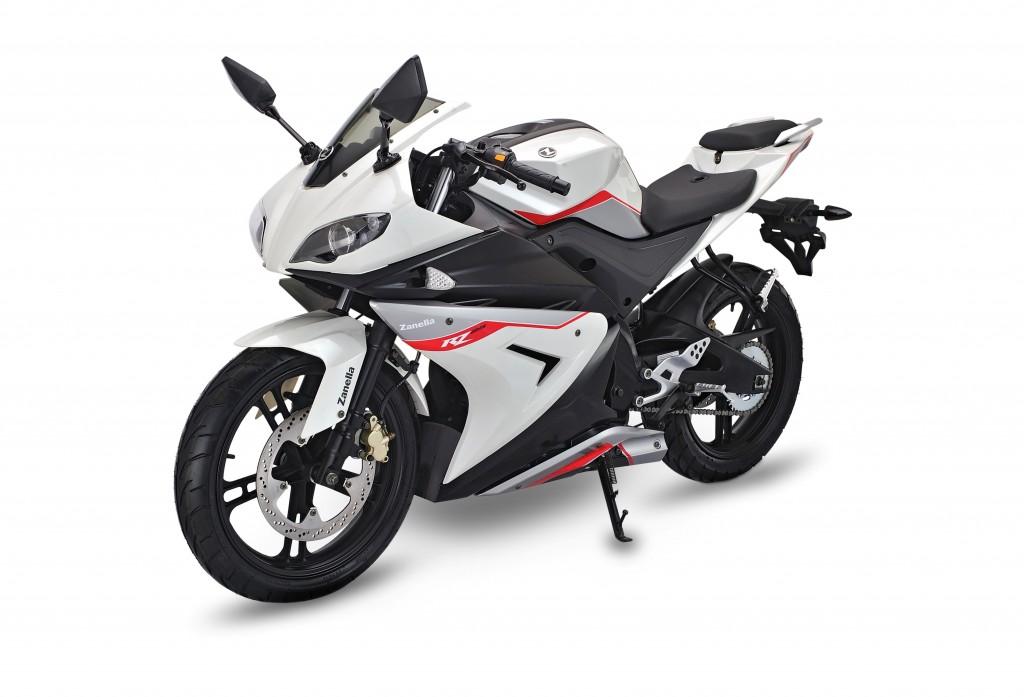 Nueva linea de motos Zanella RZ