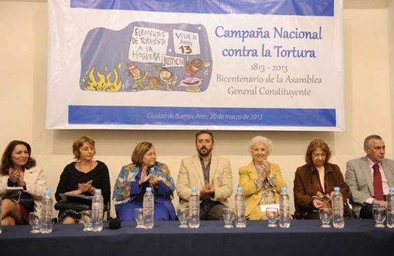 Campaña Nacional Contra la Tortura