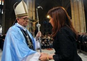 Cristina Kirchner asistirá a la entronización del Papa Francisco I