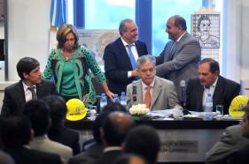 De Vido anunció obras por $ 500 millones para la provincia de Tucumán