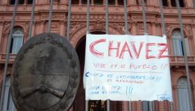 Duelo Nacional por la muerte del presidente Chávez