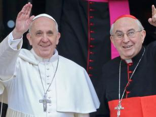 El primer viaje del Papa Francisco podría ser a la Argentina
