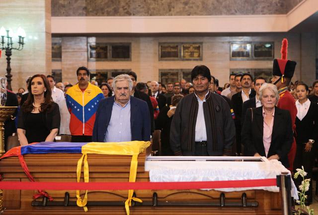Mujica : Venezuela sin Chávez será parecido a Argentina sin Perón