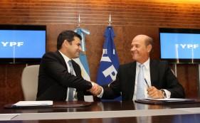 YPF firmó un acuerdo con Dow para el desarrollo de shale gas en Vaca Muerta