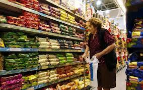 Pese al acuerdo, los precios en los súper subieron más que la inflación
