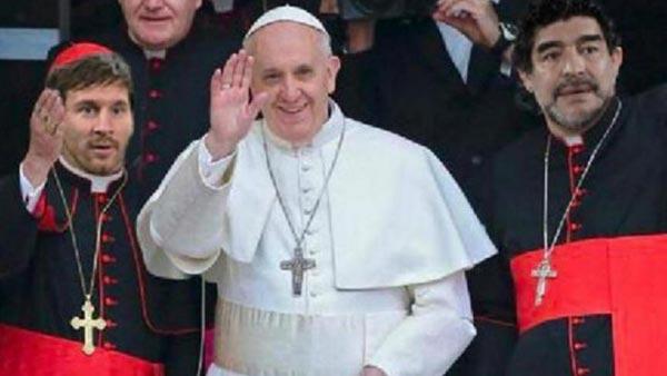 El Papa eligió su sucesor