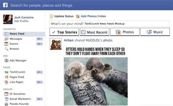 Habrá cambios en Facebook a partir de mañana