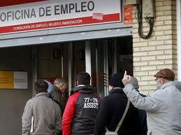 Ya son 5 millones los desocupados en España