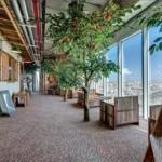Así son las oficinas de Google en Israel. Fotos