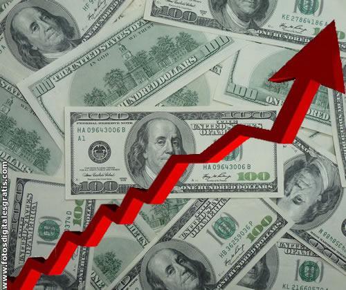 Se dispara el dólar blue. Cotiza a $ 8,73 la brecha con el dólar oficial ya es del  casi del 70%