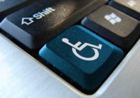 Ley de acceso a la web de personas con discapacidad