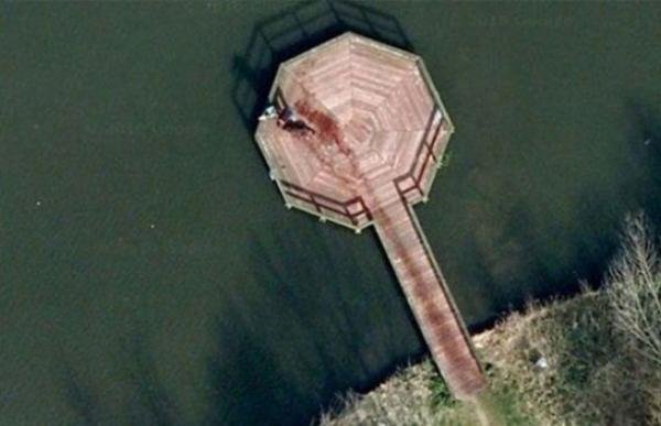 Un Asesinato en Google Earth?