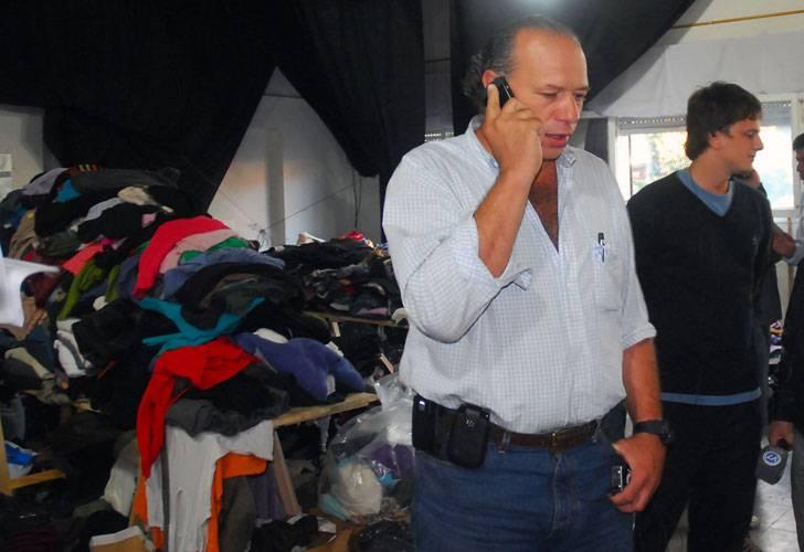 Berni aseguró que son más de 20 los desaparecidos