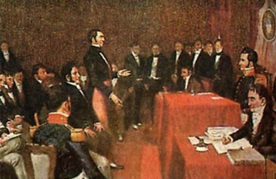 Convocan la Asamblea General Constituyente