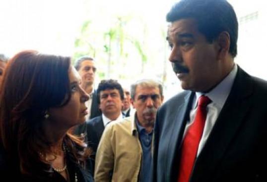 Cristina estará presente en la ceremonia de asunción de Maduro