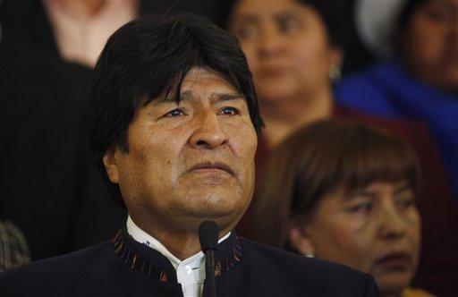 """Evo Morales: EEUU """"está preparando"""" un golpe de Estado en Venezuela"""