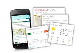 Google Now disponible para iPhone y iPad